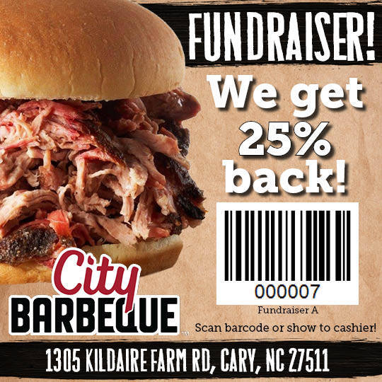 City BBQ Dining for Dollars